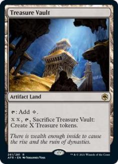 Treasure Vault