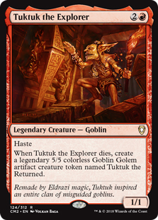 Tuktuk the Explorer