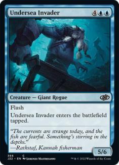 Undersea Invader
