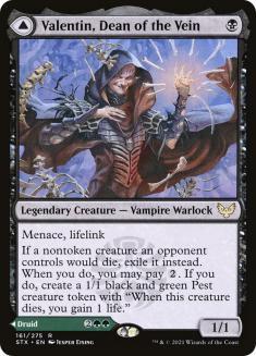 Valentin, Dean of the Vein