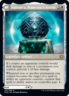 Valkmira, Protector's Shield