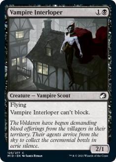 Vampire Interloper