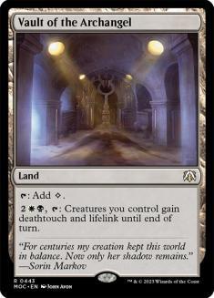 Vault of the Archangel