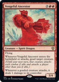 Vengeful Ancestor