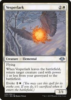 Vesperlark