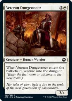 Veteran Dungeoneer