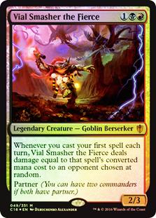 Vial Smasher the Fierce