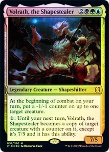 Volrath, the Shapestealer