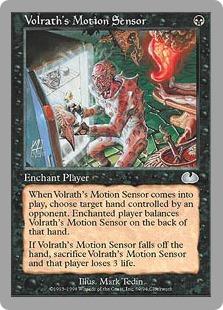 Volrath's Motion Sensor