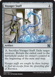 Voyager Staff