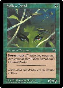 Willow Dryad