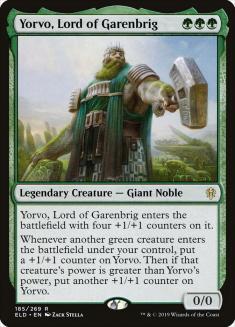 Yorvo, Lord of Garenbrig