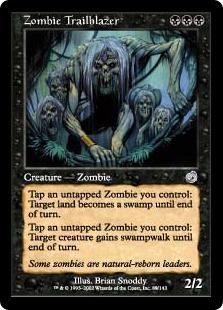 Zombie Trailblazer