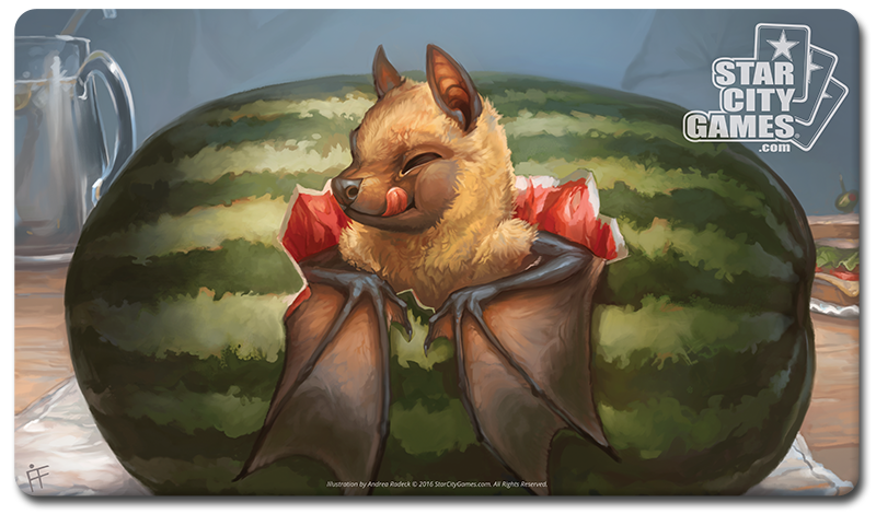 StarCityGames.com Playmat - Creature Collection - Fruit Bat