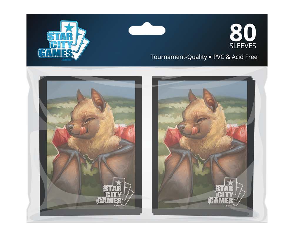 StarCityGames.com Sleeves - Creature Collection - Fruit Bat