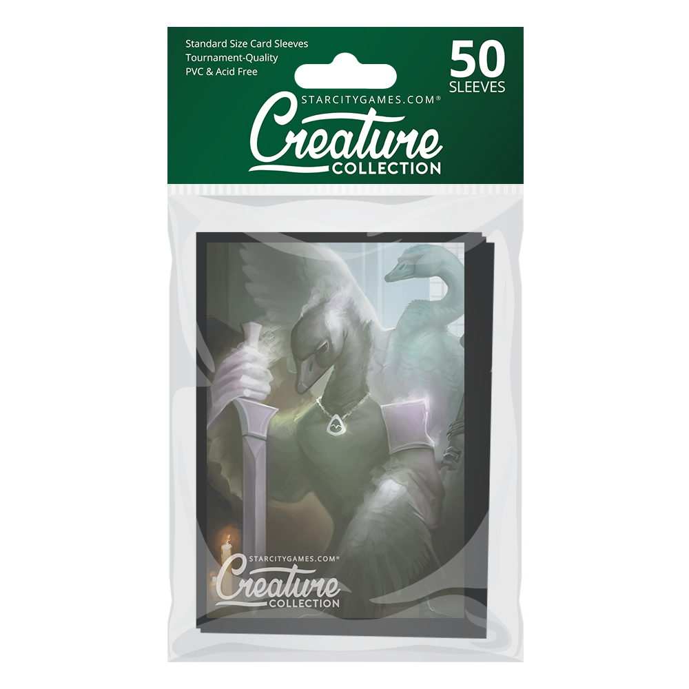 StarCityGames.com Matte Sleeves - Creature Collection - Goose of Saint Traft