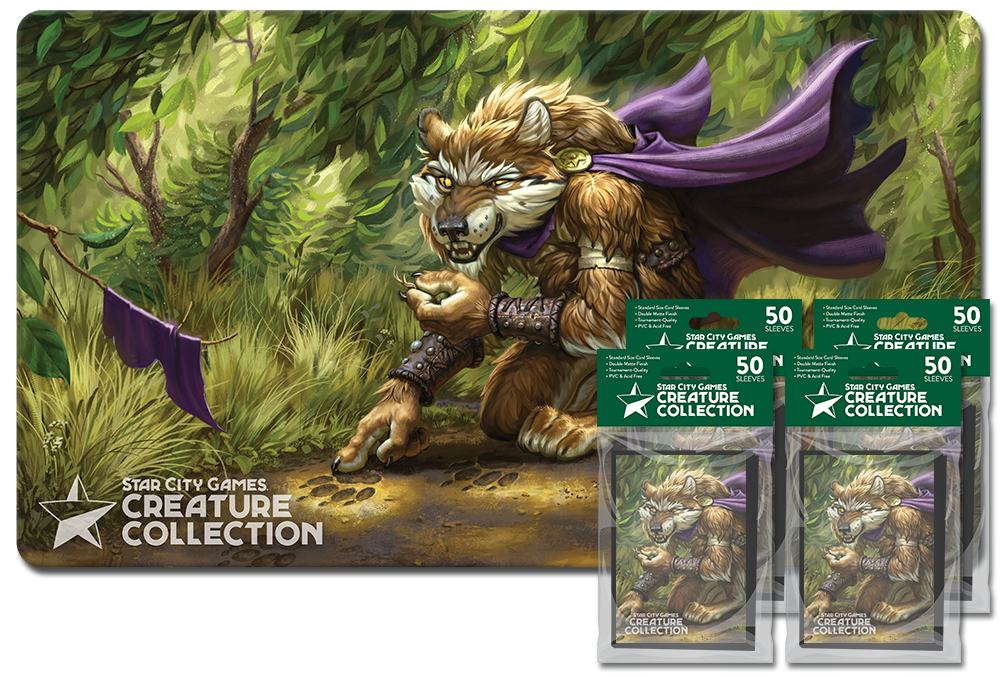 StarCityGames.com Player Bundle - Creature Collection - Chasing Your Trail