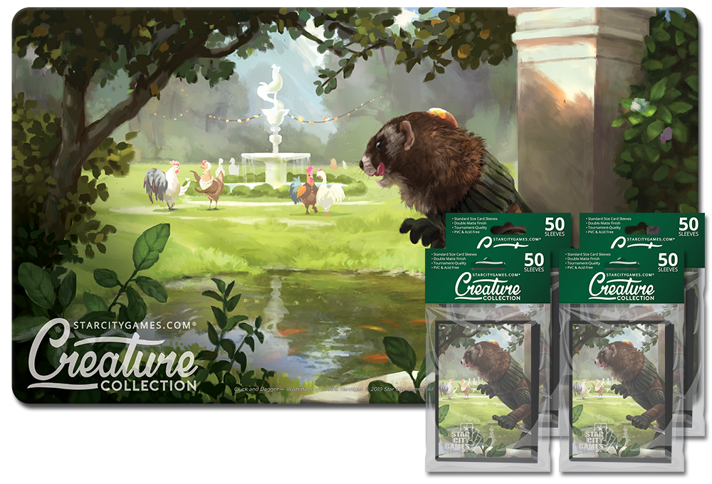 StarCityGames.com Player Bundle - Creature Collection - Cluck and Dagger