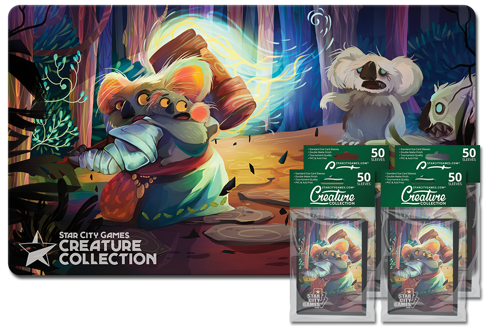 StarCityGames.com Player Bundle - Creature Collection - Down Undead