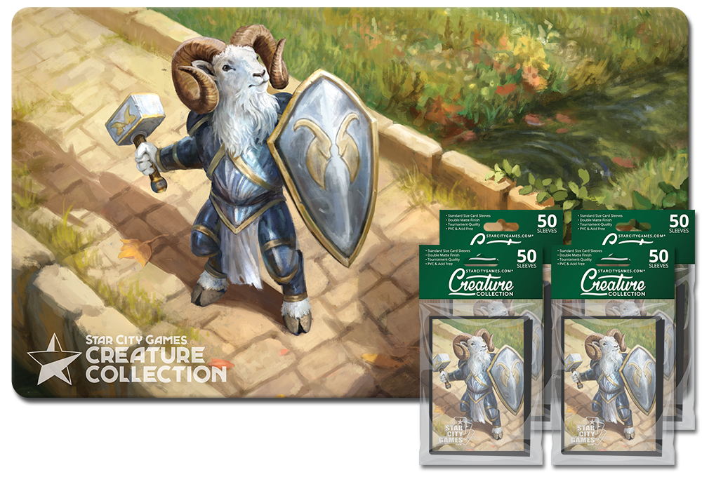 StarCityGames.com Player Bundle - Creature Collection - Gruff Champion