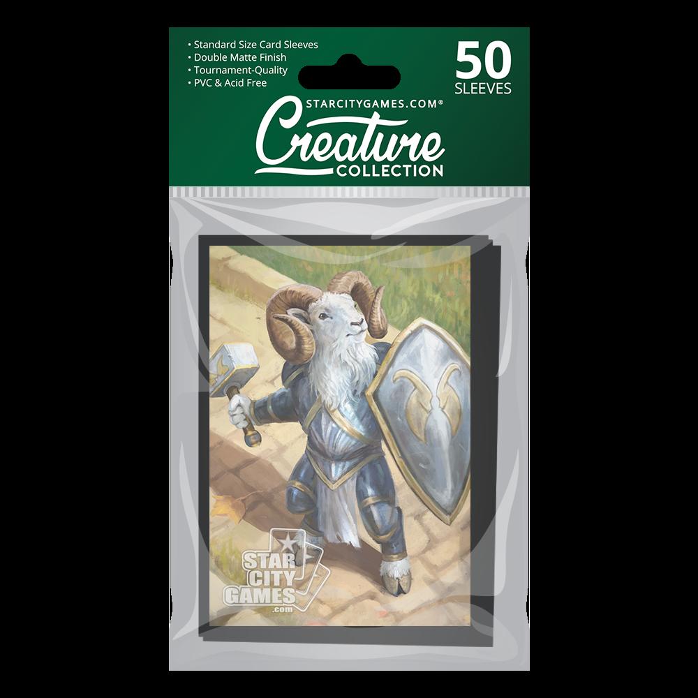StarCityGames.com Matte Sleeves - Creature Collection - Gruff Champion