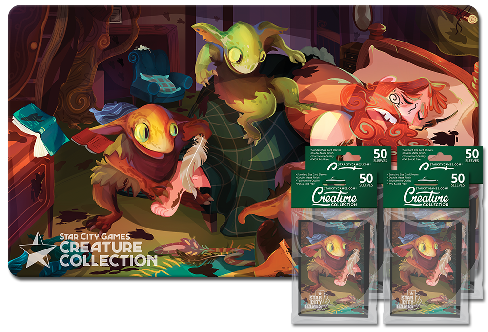 StarCityGames.com Player Bundle - Creature Collection - Makeshift Mischief