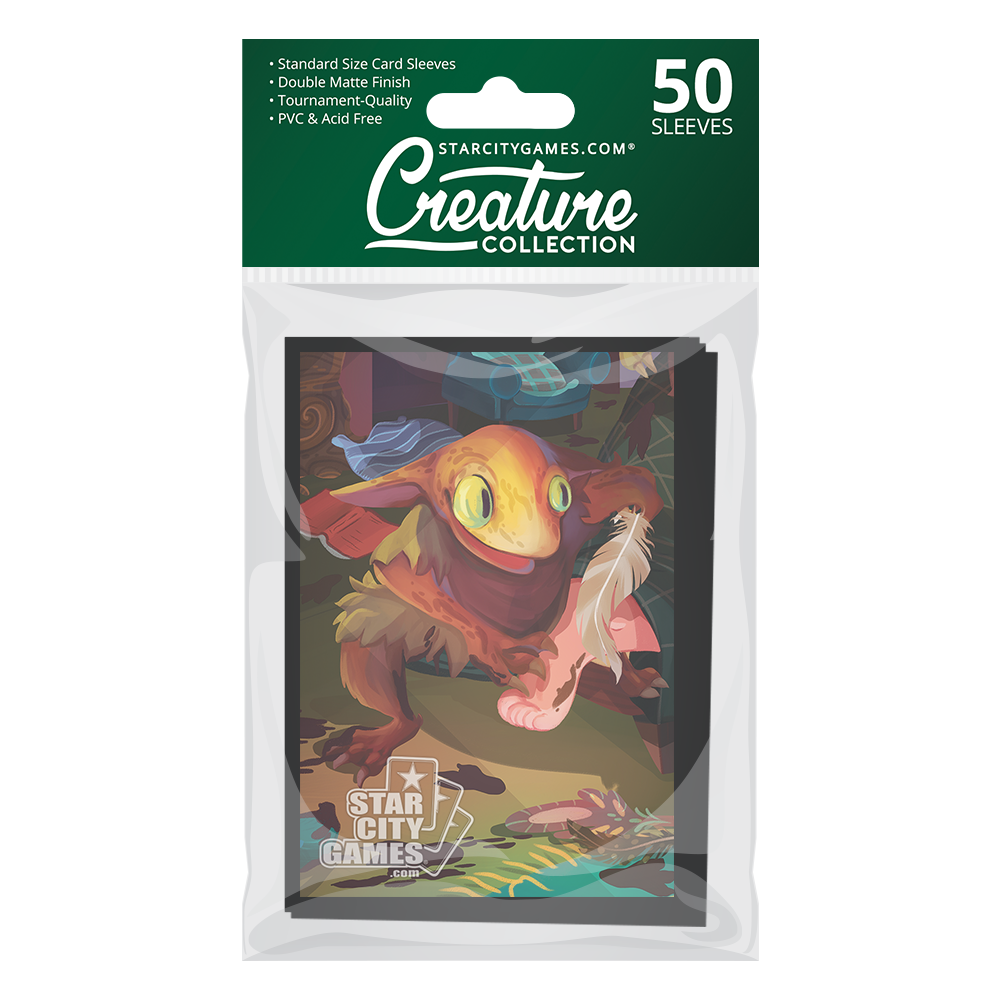 StarCityGames.com Matte Sleeves - Creature Collection - Makeshift Mischief