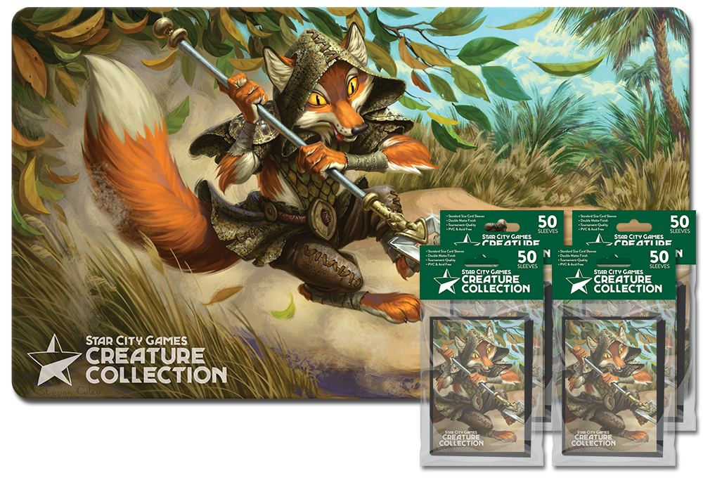 StarCityGames.com Player Bundle - Creature Collection - Outfoxed