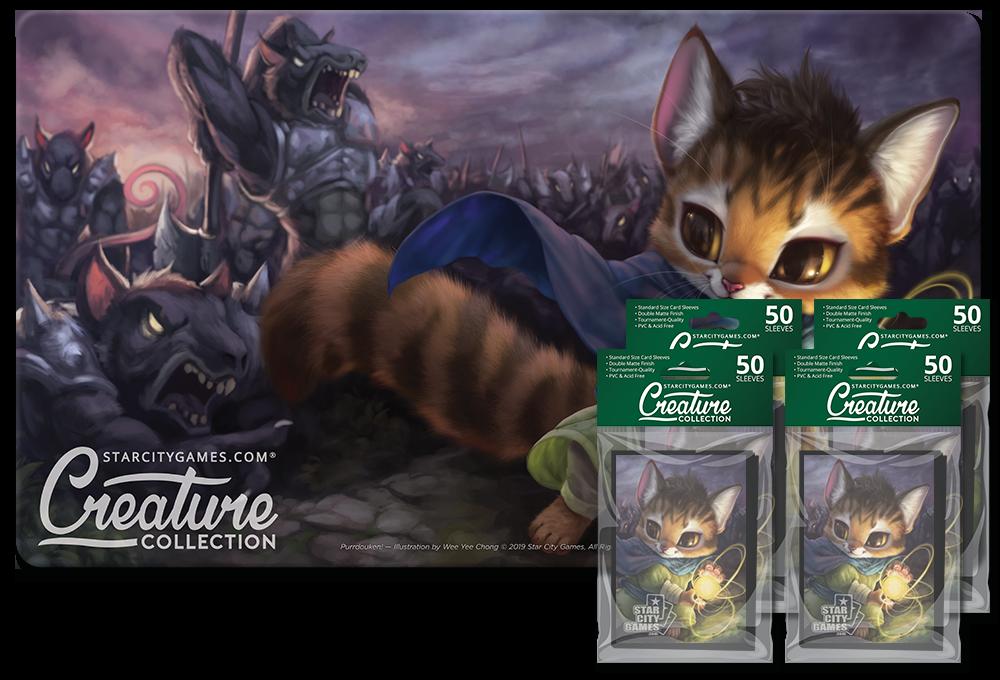 StarCityGames.com Player Bundle - Creature Collection - Purrdouken!