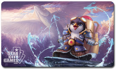 StarCityGames.com Playmat - Prerelease Exclusive Creature Collection - Fate Refished