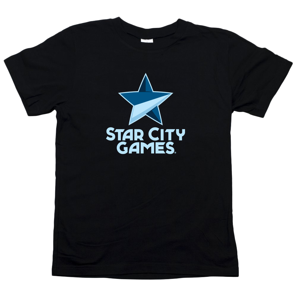 Star City  Games  T-Shirt  (S)