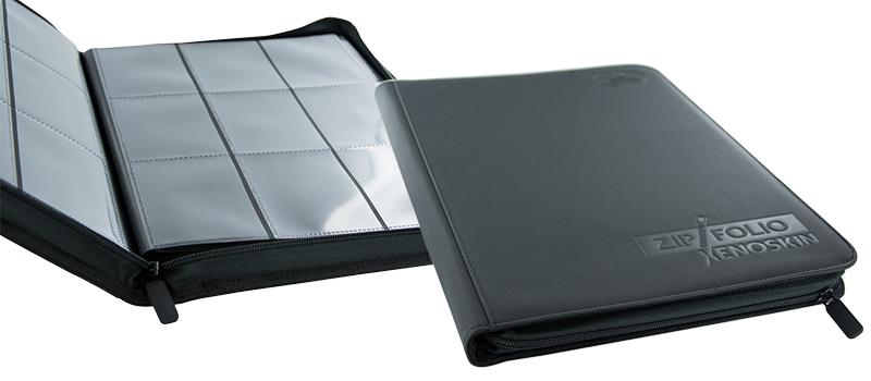 Zipfolio XenoSkin™ 18-Pocket