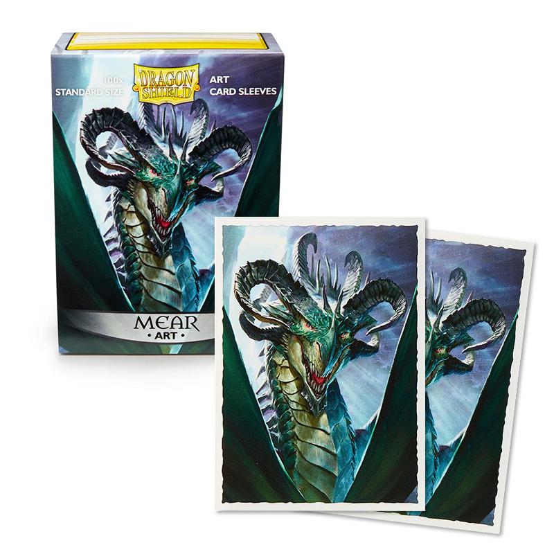 Dragon Shield Sleeves - Art Classic - Mear