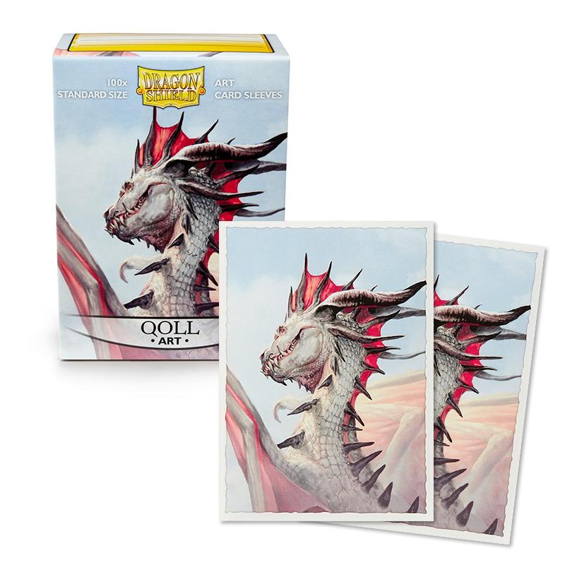Dragon Shield Sleeves - Art Classic - Qoll
