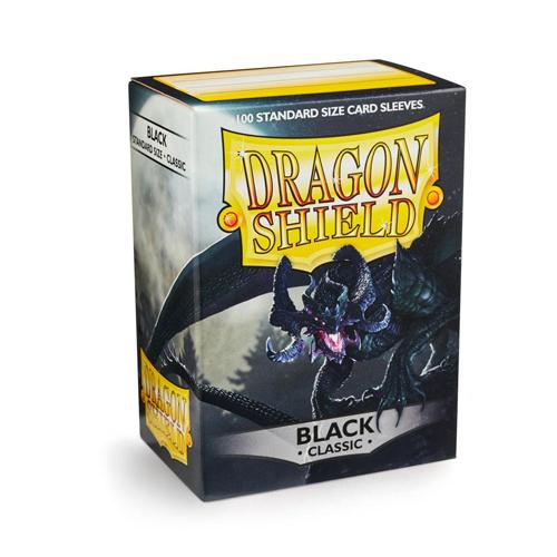 Dragon Shield Sleeves - Classic - Black