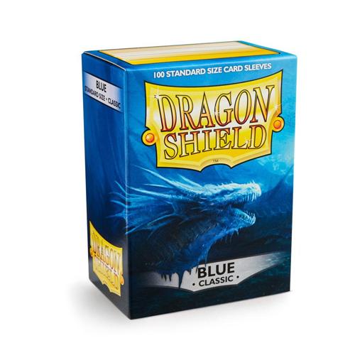 Dragon Shield Sleeves - Classic - Blue