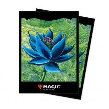 Ultra Pro Magic Matte Sleeves - Black Lotus
