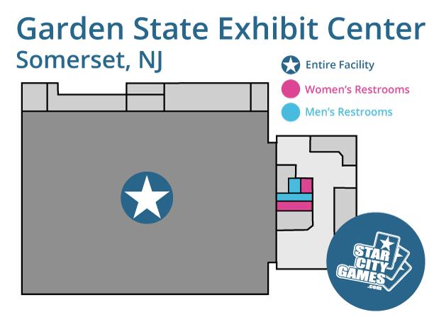 Garden State Exhibit And Convention Center Somerset Nj Fasci Garden