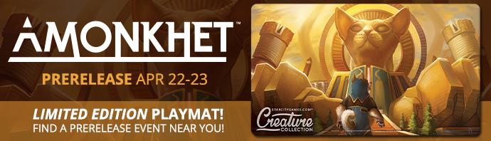 StarCityGames The Amonkhet Jumpstart – Magic Invitational Cards