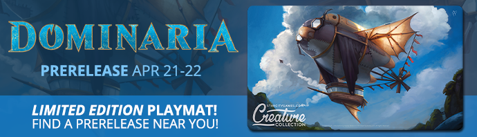 SCG Prerelease Playmats!