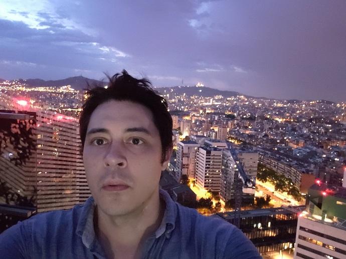The Boss in Barcelona