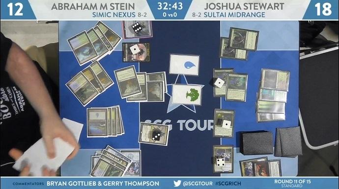 Stein - Round 11 - SCG Richmond
