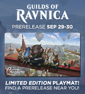 Guilds of Ravnica Prerelease Sep 29-30