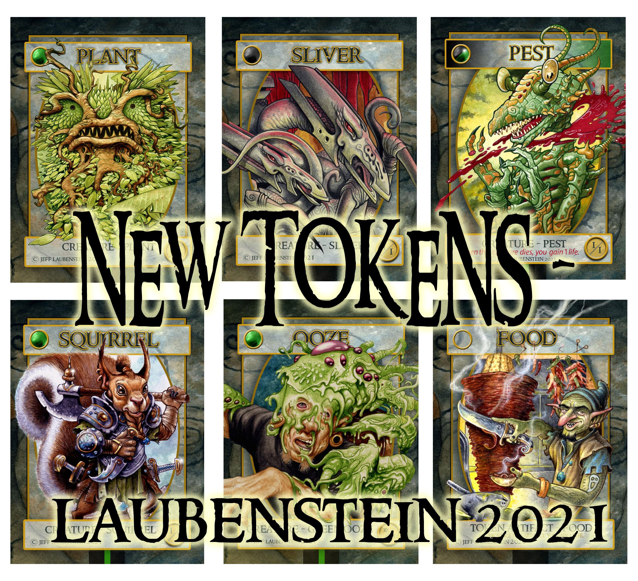 Jeff Laubenstein Tokens