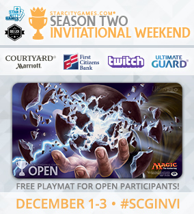 Season Two Invitational Weekend!
