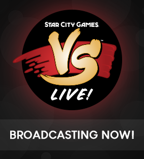 VS Live - Now Broadcasting!